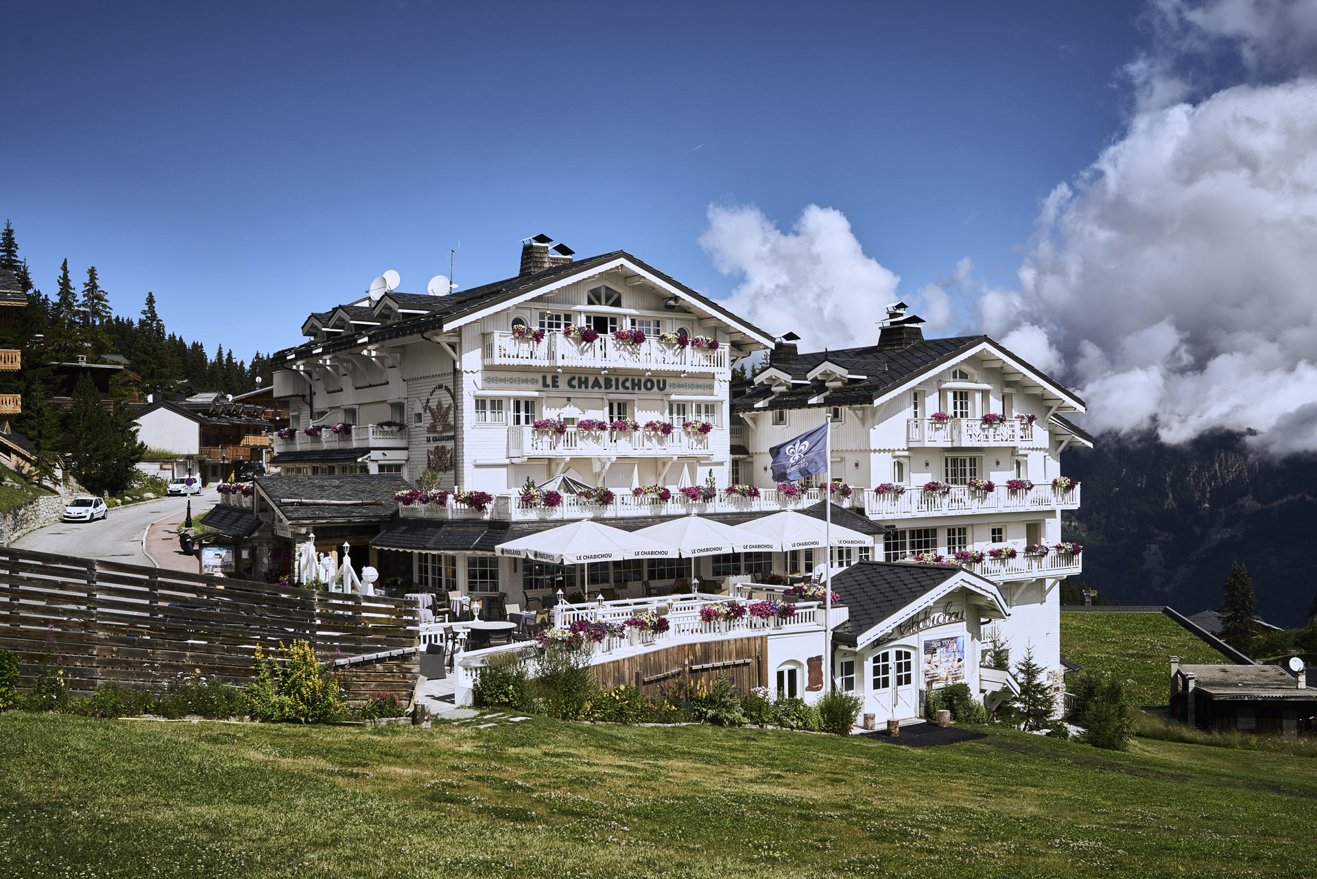 Hotel Restaurant Le Chabichou Courchevel